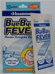 Bye Bye Fever Baby 4cmx8cm