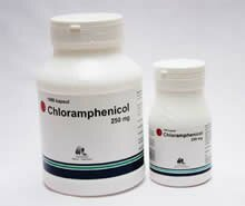 Chloramphenicol 250 mg