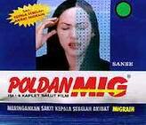 Poldan MIG Tablet